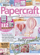 PaperCraft Inspirations – February 2016