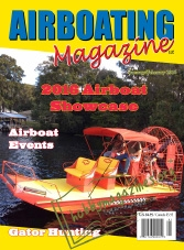 Airboating Magazine - January/February 2016
