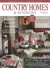 Country Homes & Interiors – January 2016