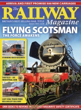 The Railway Magazine – January 2016
