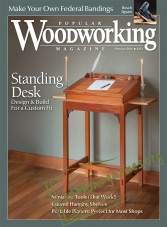 Popular Woodworking 223 – February/March 2016