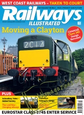 Railways Illustrated – February 2016