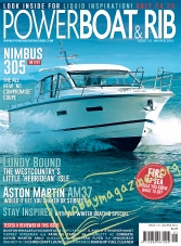 PowerBoat & RIB – January/February 2016