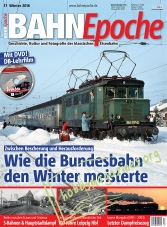 Bahn Epoche 17 – Winter 2016
