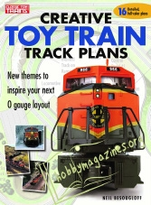 Creative Toy Train Track Plans