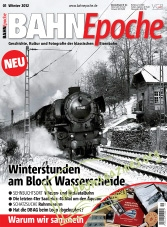 Bahn Epoche 01 – Winter 2012