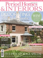Period Homes & Interiors – January 2016