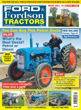 Ford & Fordson Tractors – February/March 2016
