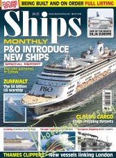 Ships Monthly – March 2016
