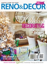 Reno & Decor - December/January 2016