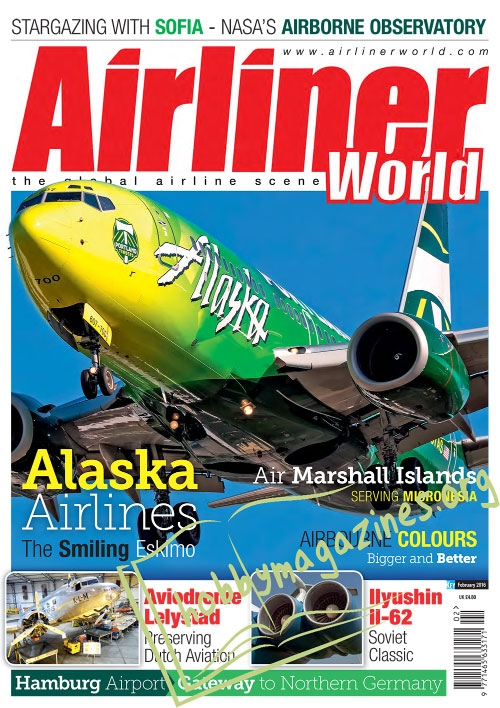 Airliner World – February 2016