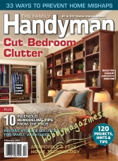 The Family Handyman – February 2016