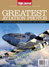 Flight Journal Special Collector's Edition - Greatest Aviation Photos