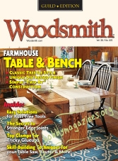 Woodsmith #223 - February/March 2016