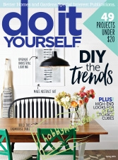 Do It Yourself – Spring 2016