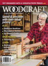 Woodcraft Magazine – February/March 2016