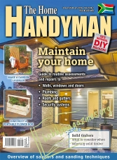 The Home Handyman - January/February 2016