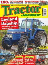 Tractor & Machinery – March 2016