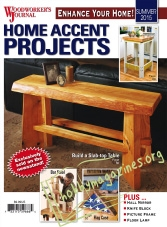 Woodworker's Journal - Summer 2015