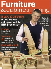 Furniture & Cabinetmaking – February 2016