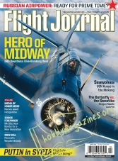 Flight Journal – April 2016