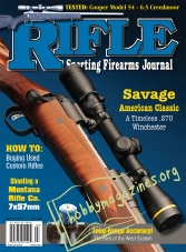Rifle - March/April 2016