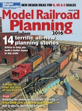 Model Railroader Special - Model Railroad Planning 2016
