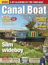 Canal Boat - March 2016