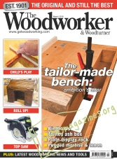 The Woodworker & Woodturner – March 2016