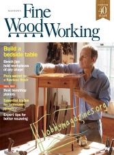 Fine Woodworking - March/April 2016