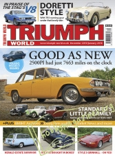 Triumph World – December/January 2016