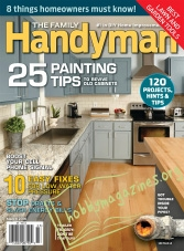 The Family Handyman – March 2016