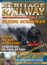 Heritage Railway 212 – 11 February-9 March 2016