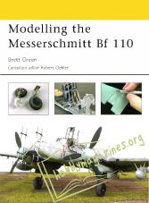 Modelling the Messerschmitt Bf-110
