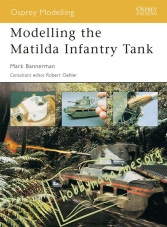 Modelling the Matilda Infantry Tank (ePub)