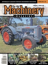 The Old Machinery Magazine - February/March 2016
