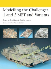Modelling the Challenger 1 and 2 MBT and Variants (ePub)