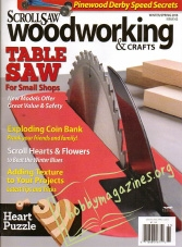 ScrollSaw Woodworking & Crafts 062 - Winter/Spring 2016