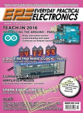Everyday Practical Electronics - March 2016
