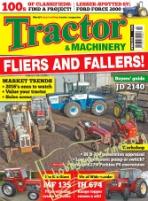 Tractor & Machinery – Spring 2016
