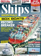 Ships Monthly – April 2016