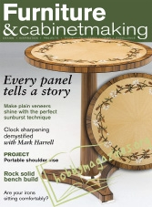 Furniture & Cabinetmaking - March 2016