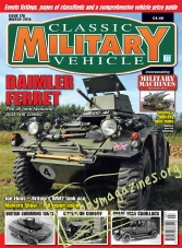 Classic Military Vehicle – March 2016