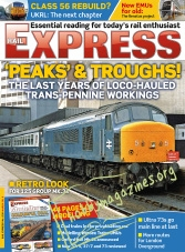 Rail Express - March 2016