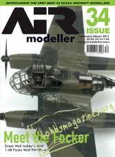 AIR Modeller 34 - February/March 2011