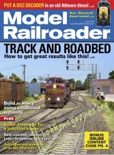 Model Railroader - April 2016