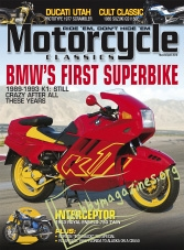 Motorcycle Classics – March/April 2016