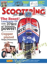 Scootering – March 2016