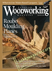 Popular Woodworking 224 - April 2016