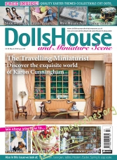 Dolls House and Miniature Scene – March 2016